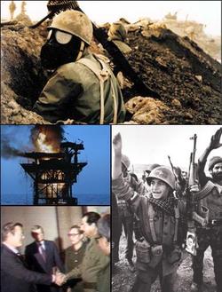 اسباب حرب الخليج الاولى