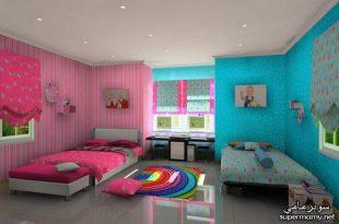صورة ديكور غرف نوم اطفال