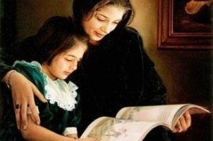 صورة كيف تعامل الام ابنتها في سن المراهقة