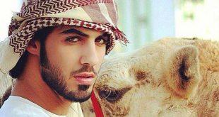 صورة الشاب الذي طرد من السعودية بسبب جماله
