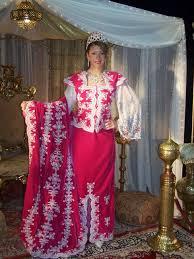 بالصور ملابس اعراس جزائرية للبنات