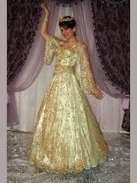 بالصور ملابس أعراس جزائرية للبنات