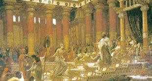 صورة قصر سليمان عليه السلام