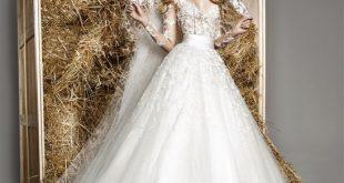صورة ملابس اعراس 2017