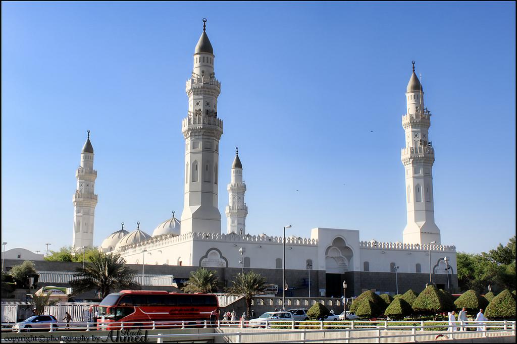 صورة صورة مسجد قباء