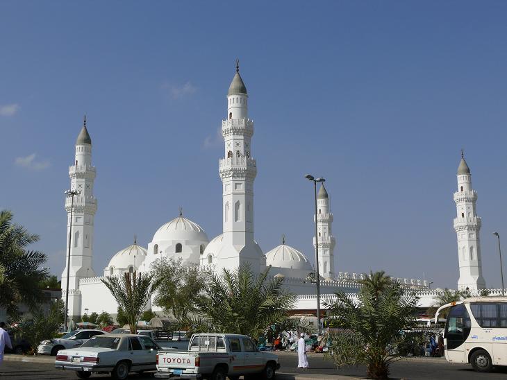 بالصور صوره مسجد قباء