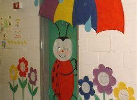 صورة تزيين قاعات رياض الاطفال بالصور