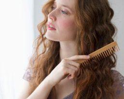 صورة كيفية تصفيف الشعر