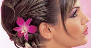 تصفيف الشعر القصير