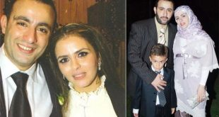 صورة زوجة احمد سقا