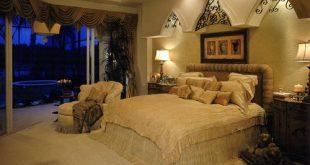 غرف نوم فخمة جدا