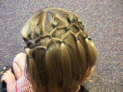 بالصور اجمل تسريحات الشعر للاطفال