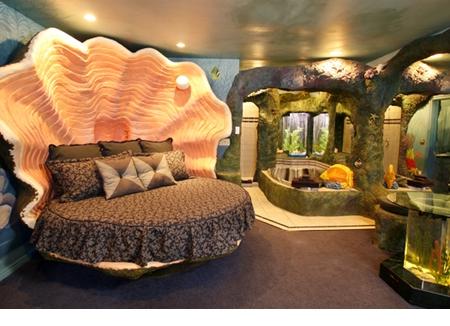 صورة اجمل غرف النوم في العالم