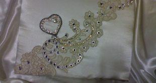 صورة اشغال يدوية للعروس