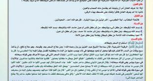 صورة ايات وادعية الرقيه الشرعيه