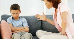 كيف يمكن التعامل مع الطفل العنيد