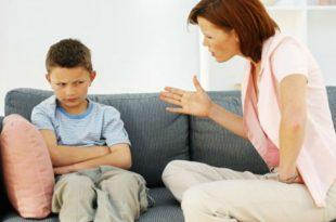 صورة كيف يمكن التعامل مع الطفل العنيد
