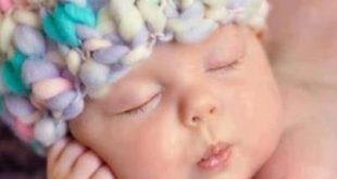 صورة صور طفل نائم