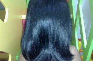 صورة فرد الشعر بالاعشاب
