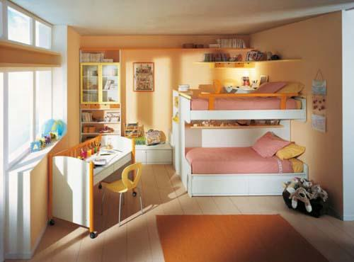 بالصور احدث ديكور غرف نوم اطفال 20160818 2030
