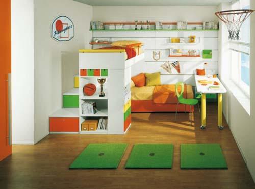 بالصور احدث ديكور غرف نوم اطفال 20160818 2031