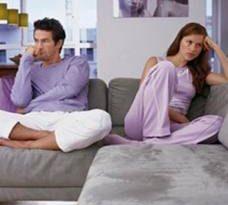 صورة الحياة الزوجية المملة