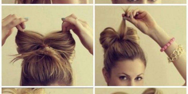 صور بالصور تعليم تسريحات الشعر