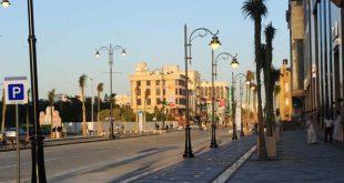 صورة شارع فلسطين جدة