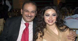 ازواج المشاهير العرب