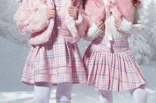 صورة ملابس شتوية للاطفال