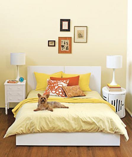 صورة تزيين غرفة النوم باشياء بسيطة