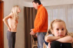 صورة اثر التفكك الاسري على الاطفال