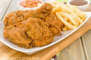صورة دجاج كنتاكي