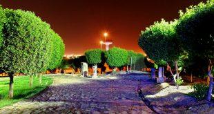 صور حدائق ومنتزهات المدينه المنوره