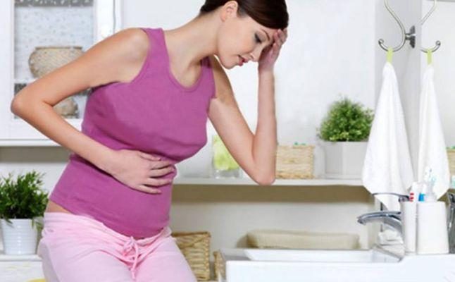 صور الفرق بين الم الدوره وبداية الحمل