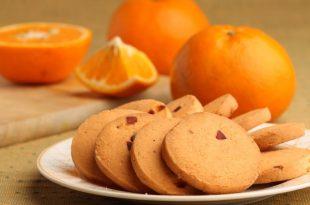 صورة طريقة عمل بسكويت البرتقال