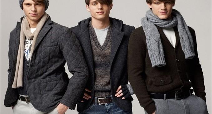 صورة ملابس رجال شتوية
