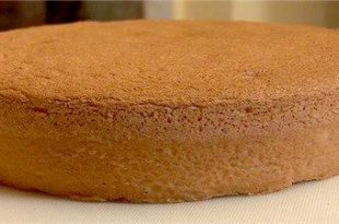 صور طريقة عمل الكيكة الاسفنجية بالصور