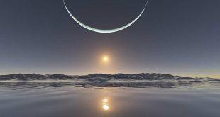 صور شمس وقمرين