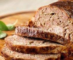 صورة طريقة عمل رغيف اللحم