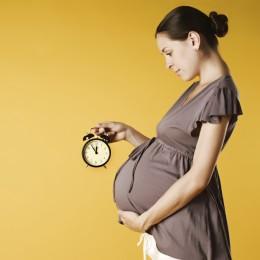 صور افرازات قرب الولاده