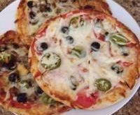صور طريفة عمل البيتزا