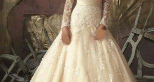 فساتين زفاف للمحجبات للايجار