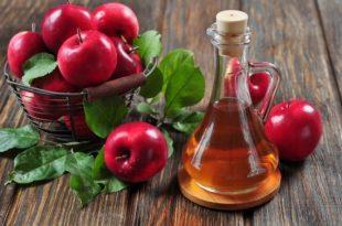 صورة فوائد خل التفاح للبشرة