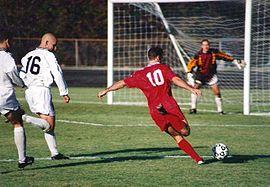 صور الهدف من لعبة كرة القدم