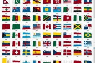 صورة اسماء جميع دول العالم