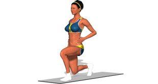 صورة حركات رياضية لتنحيف البطن