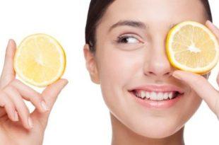 صورة الليمون للبشرة