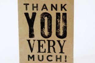 صورة رسالة شكر بالانجليزي