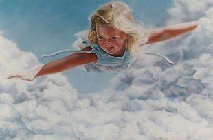 صورة تفسير حلم الطيران فوق الماء